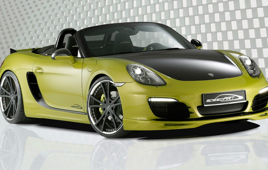 Porsche Boxster e Boxster S by Speed Art - 7