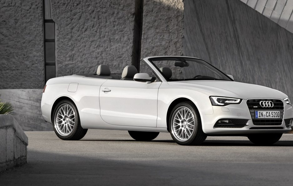 Audi A5 Cabrio restyling