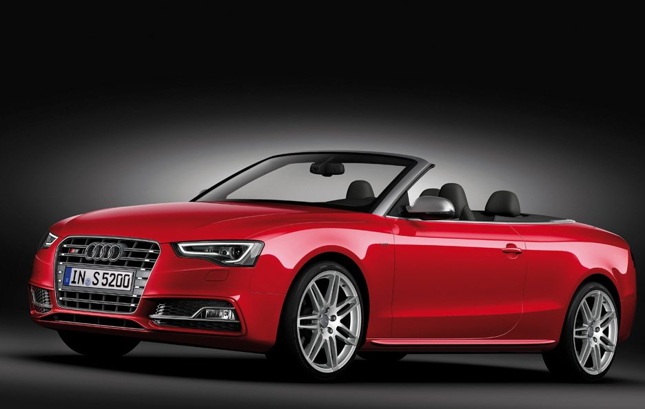 Audi S5 Cabrio restyling