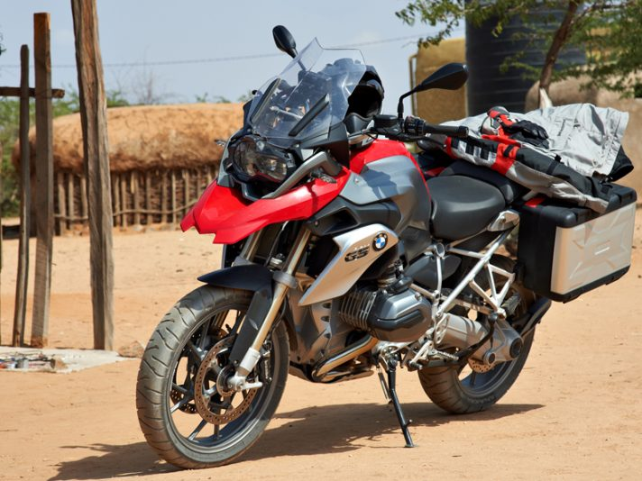 BMW R 1200 GS 2013 - Design