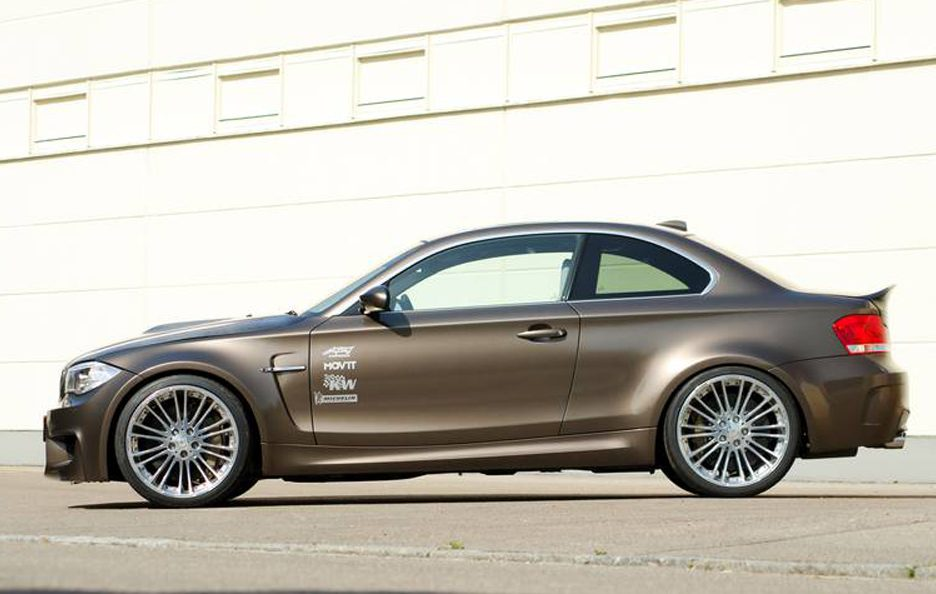 BMW Serie 1 M Coupe by G-Power - Profilo