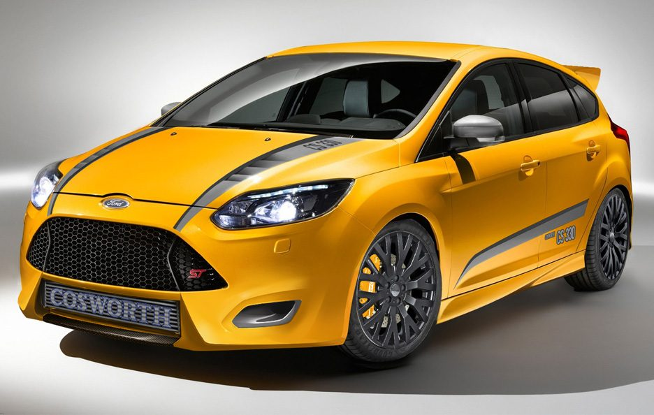Ford Focus ST SEMA 2012 - M&J Enterprises