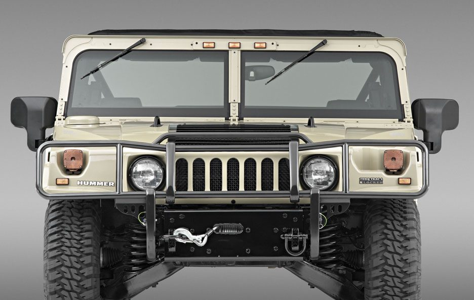 Hummer H1 frontale