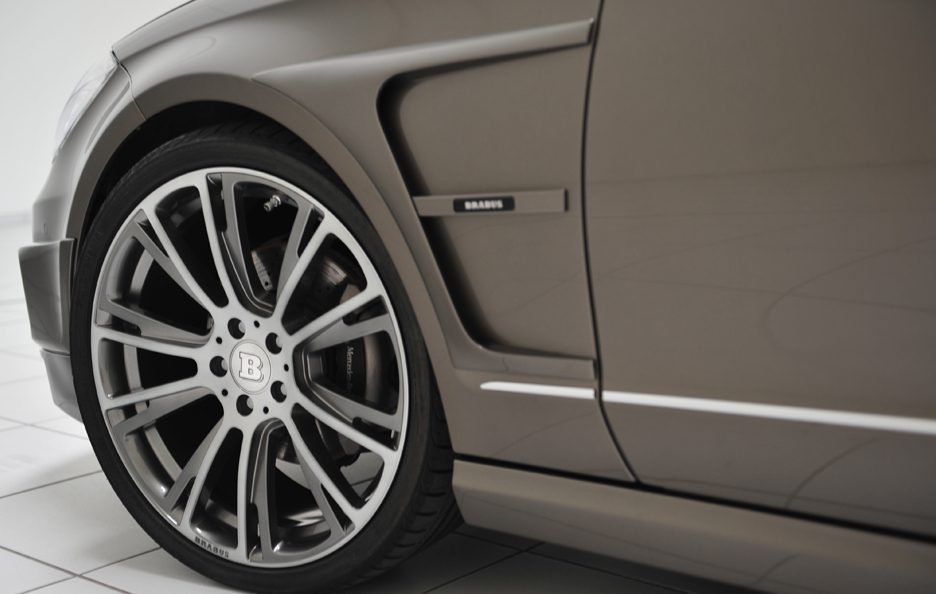 Mercedes CLS Shooting Brake by Brabus - Cerchi