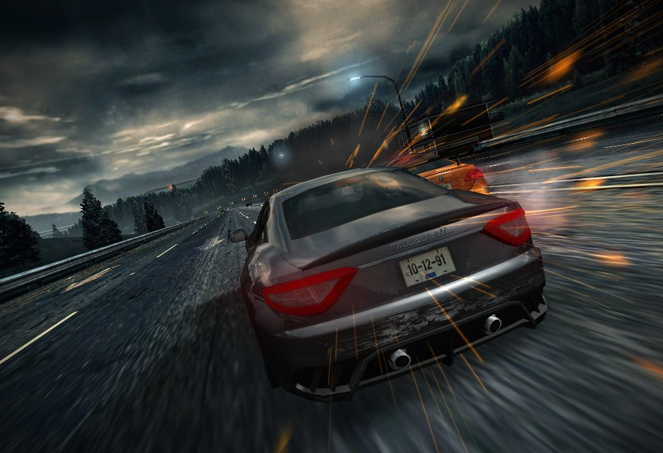 Need For Speed Most Wanted per iOS - 2
