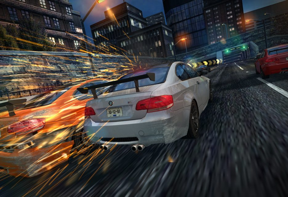 Need For Speed Most Wanted per iOS - 3
