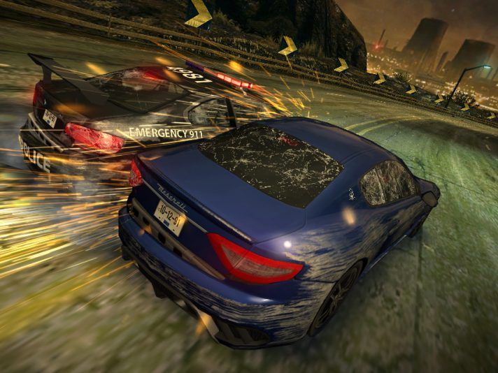 Need for Speed Most Wanted: rilasciato il primo video per IPhone e Android