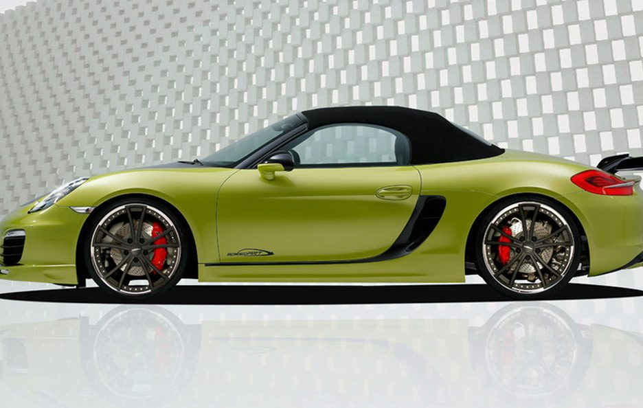 Porsche Boxster e Boxster S by Speed Art - 13