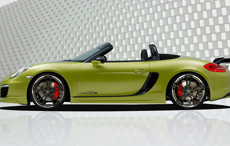 Porsche Boxster e Boxster S by Speed Art - 2