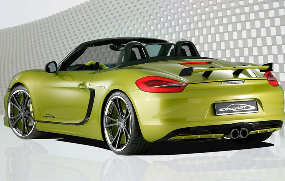 Porsche Boxster e Boxster S by Speed Art - 20