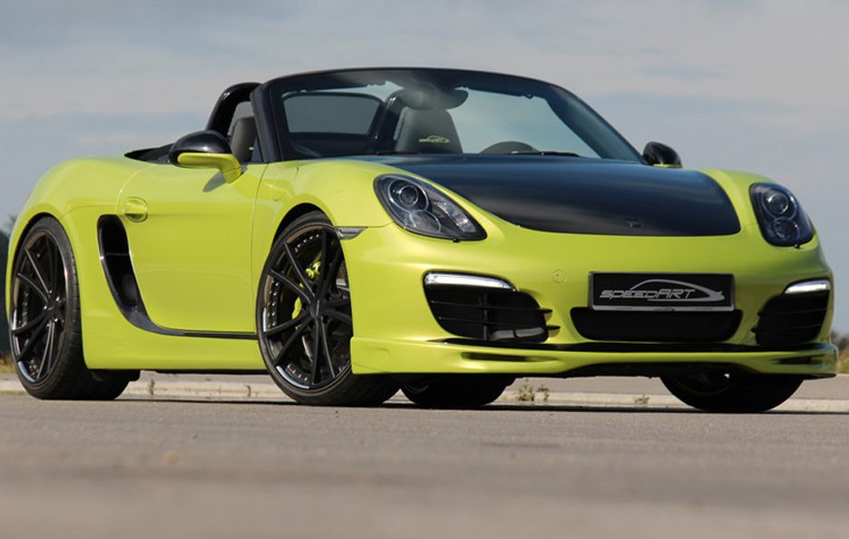 Porsche Boxster e Boxster S by Speed Art - 5