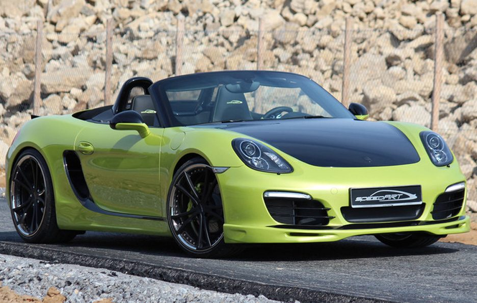 Porsche Boxster e Boxster S by Speed Art - 9