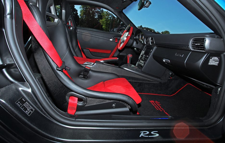 Porsche GT2 RS Muscle Play by Wimmer RS - Abitacolo