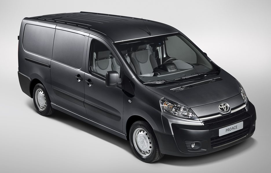 Toyota ProAce - frontale dx
