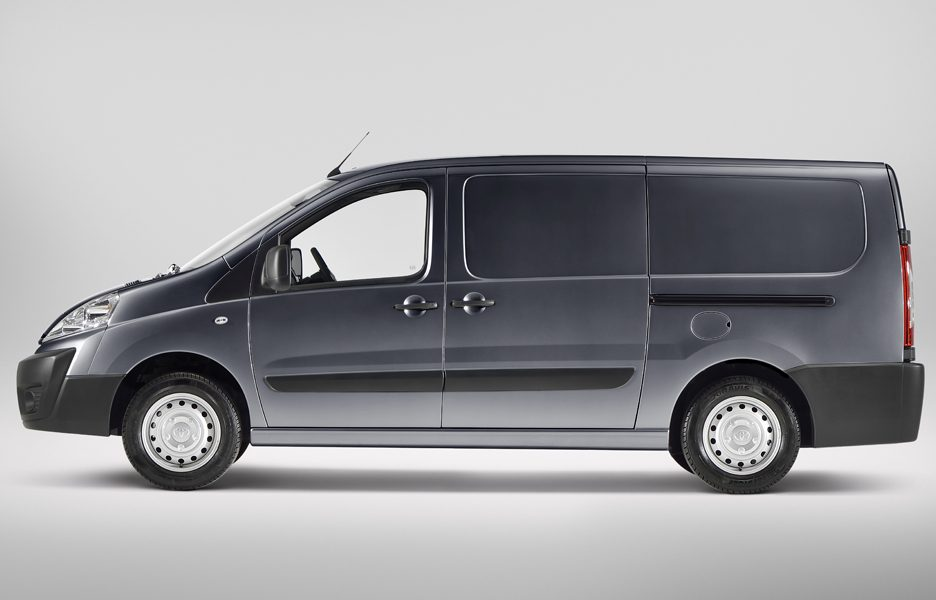 Toyota ProAce - laterale