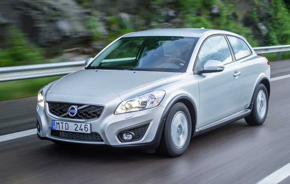 Volvo C30 - In motion