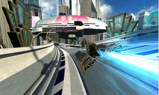 Wipeout HD per PS3