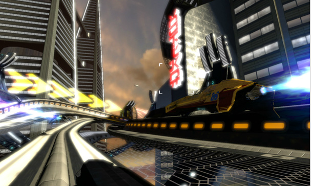 Wipeout HD per PS3 2