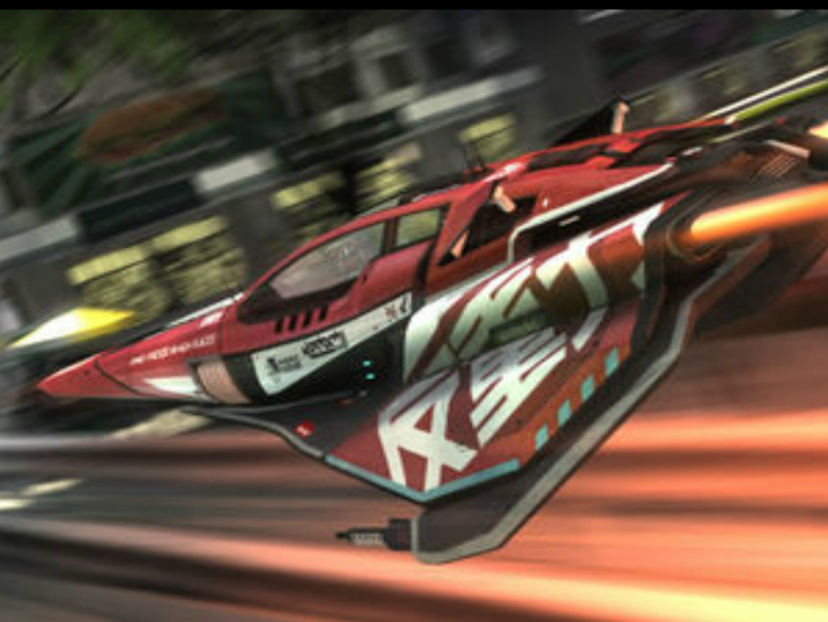 Wipeout HD per PS3 3