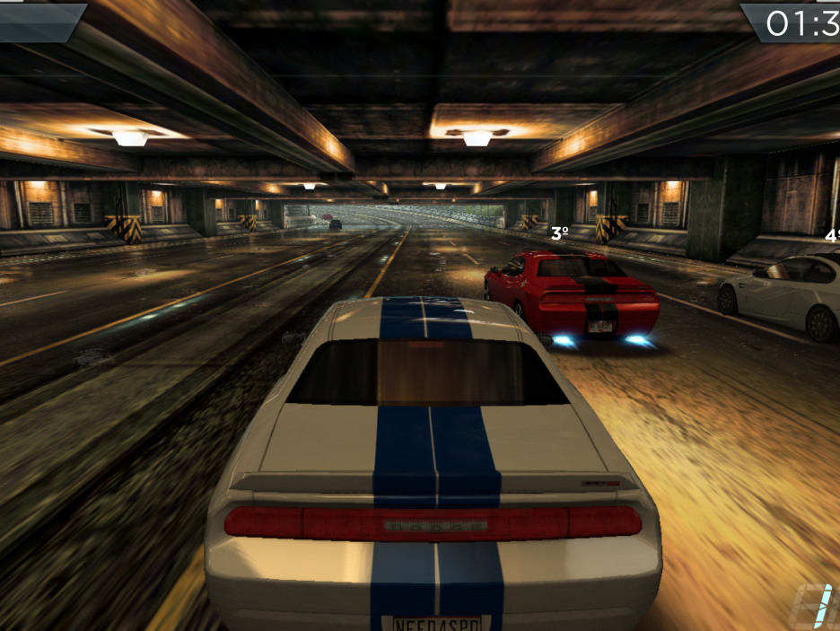 1 posto-Need For Speed Most Wanted