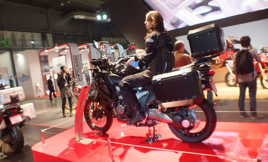 Honda Crosstourer Limited Edition - EICMA 2012