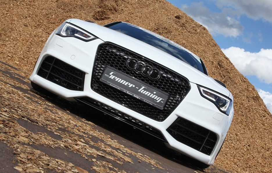 Audi S5 Coupe by Senner - Muso