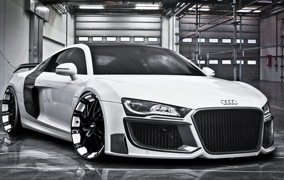 Audi R8 by Regula Exclusive