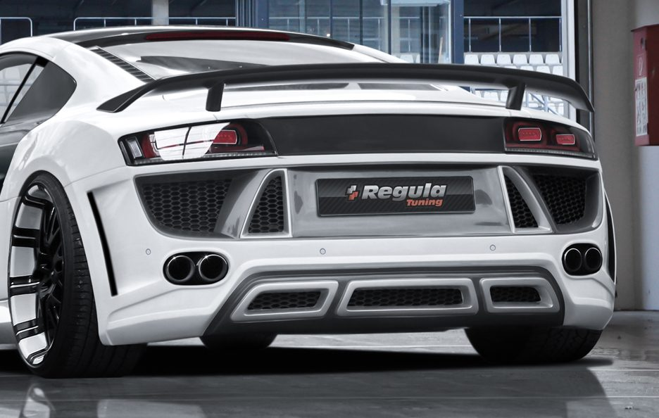 Audi R8 by Regula Exclusive - Posteriore