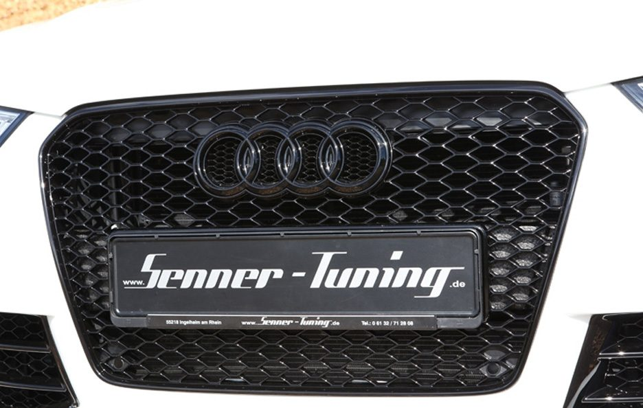 Audi S5 Coupe by Senner - Griglia frontale