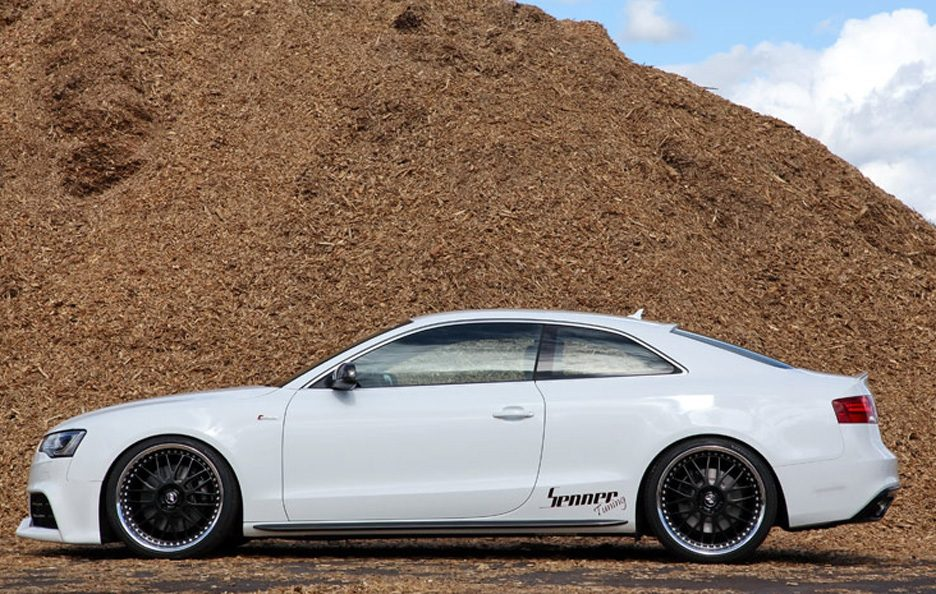 Audi S5 Coupe by Senner - Laterale