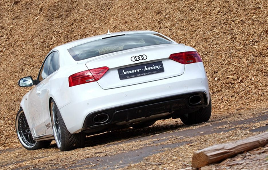 Audi S5 Coupe by Senner - Posteriore