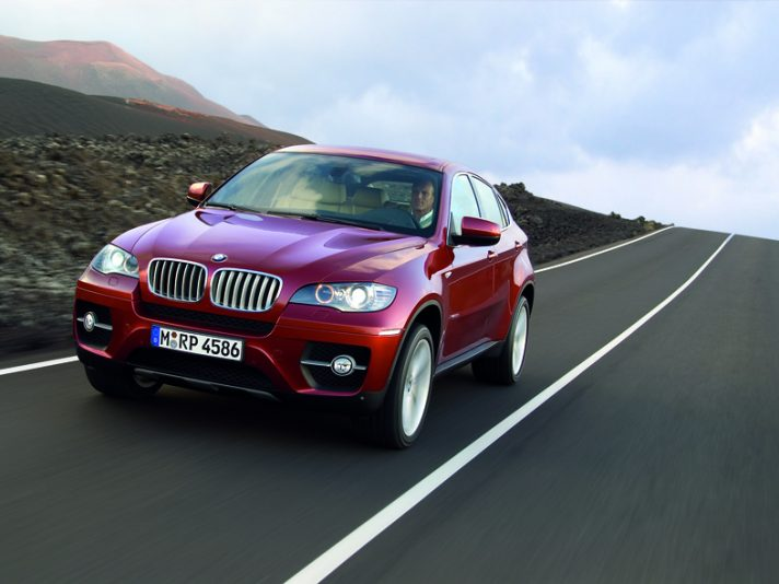 BMW X4: probabile debutto al Salone di Detroit 2013
