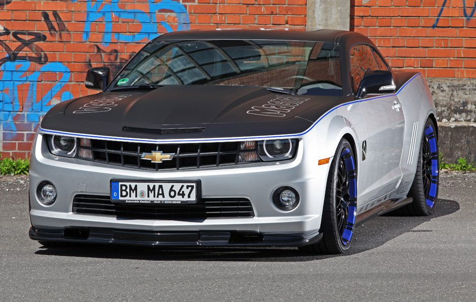 Chevrolet Camaro Magnat by Wimmer - Frontale