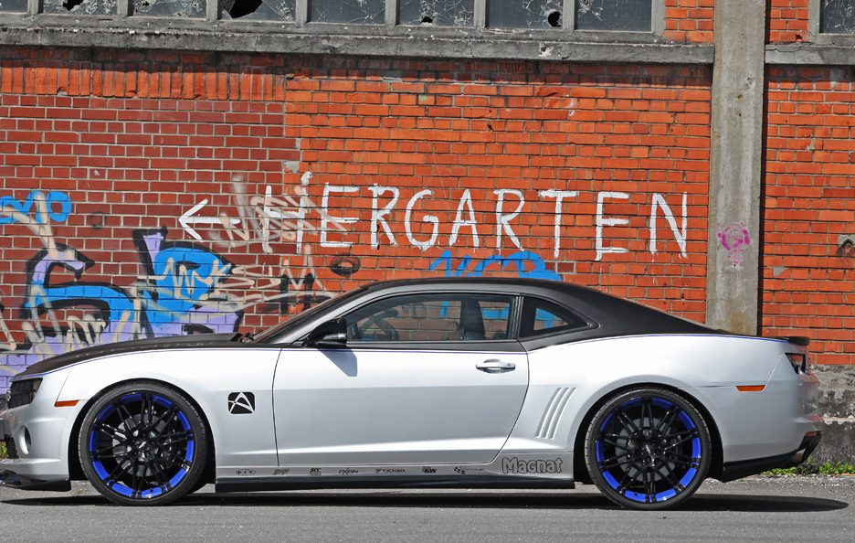 Chevrolet Camaro Magnat by Wimmer - Laterale