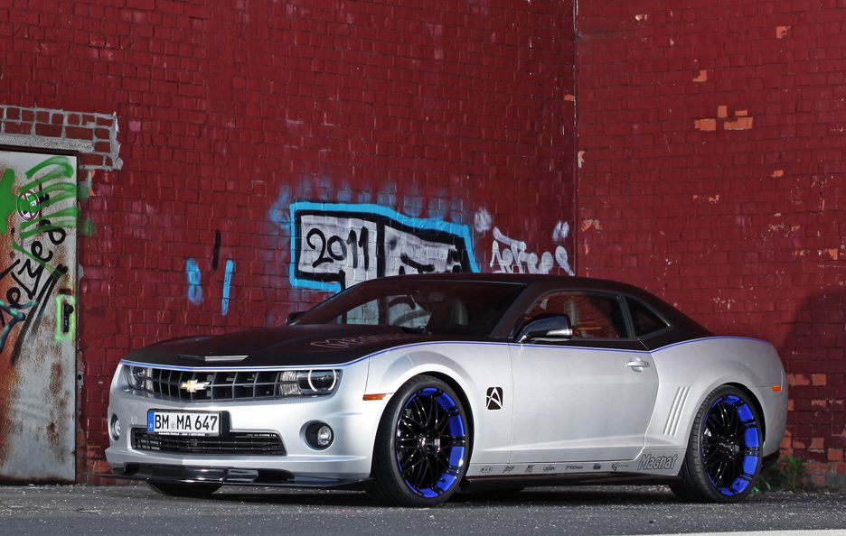 Chevrolet Camaro Magnat by Wimmer - Linee