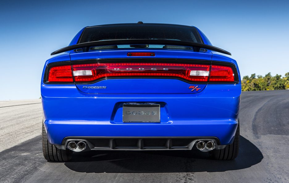 Dodge Charger Daytona 2013 - Coda
