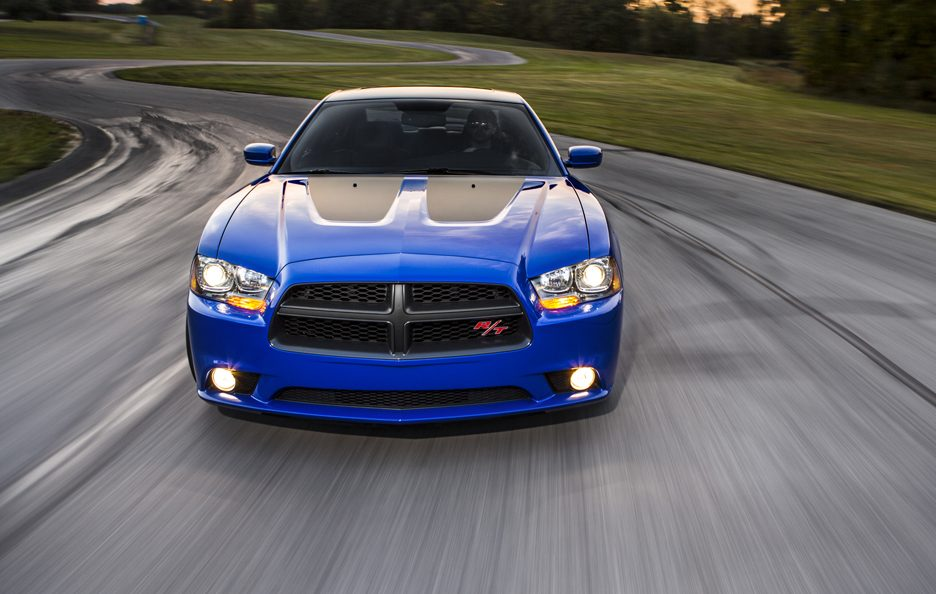Dodge Charger Daytona 2013 - Frontale in motion