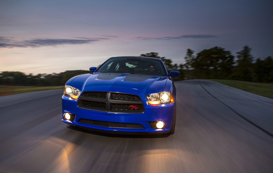 Dodge Charger Daytona 2013 - Il muso
