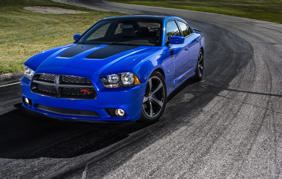 Dodge Charger Daytona 2013 - In curva