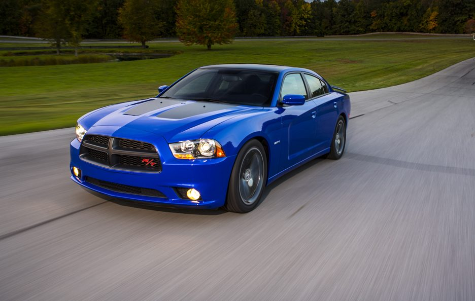 Dodge Charger Daytona 2013 - In motion