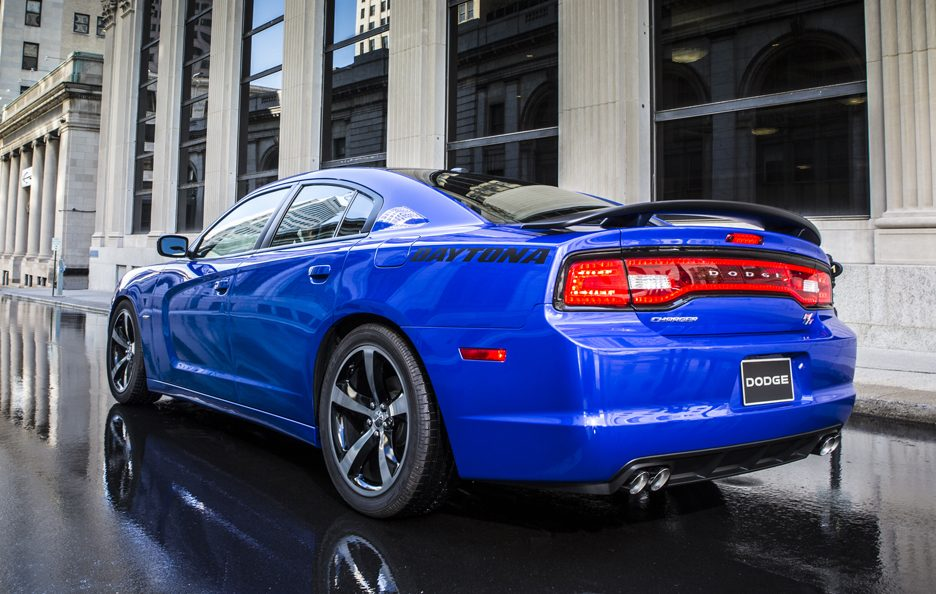 Dodge Charger Daytona 2013 - Linee retrotreno