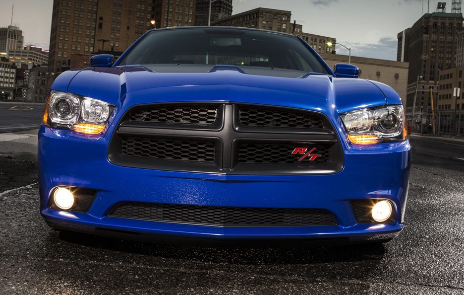 Dodge Charger Daytona 2013 - Muso