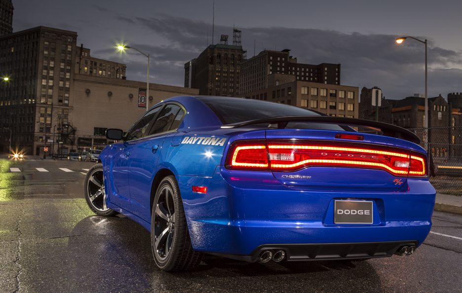 Dodge Charger Daytona 2013 - Posteriore