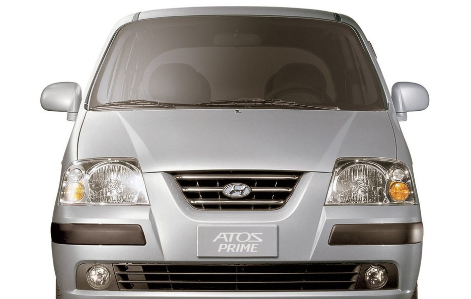 Hyundai Atos Prime restyling frontale