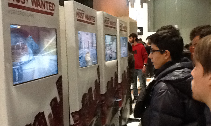 Need For Speed-Most Wanted in prova su strada