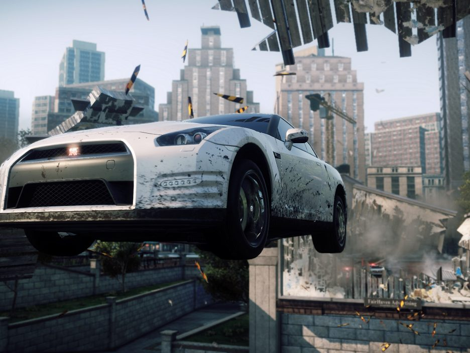 Need for Speed Most Wanted 8