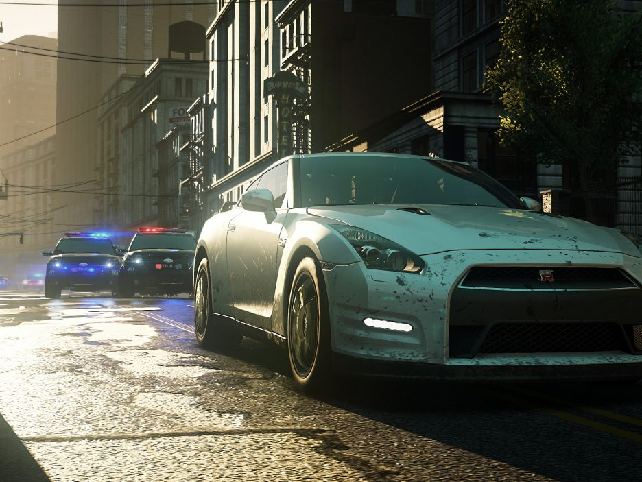 Need for Speed Most Wanted 9
