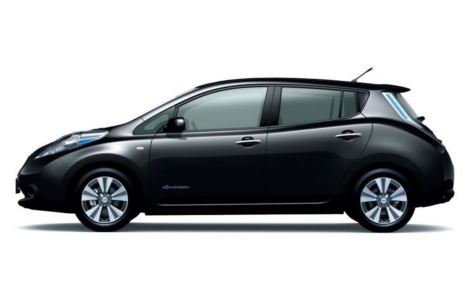 Nissan Leaf 2013 (Giappone) - Laterale