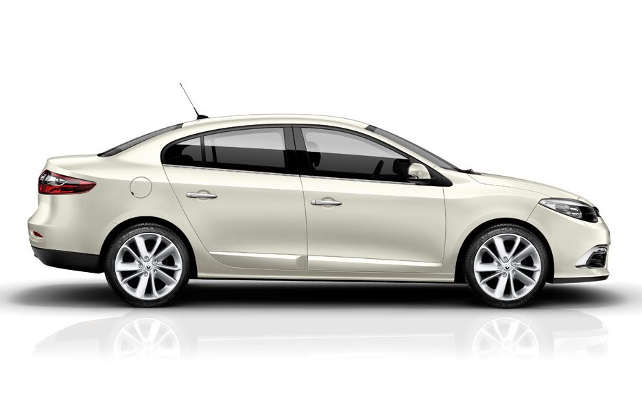 Renault Fluence 2013 - Laterale