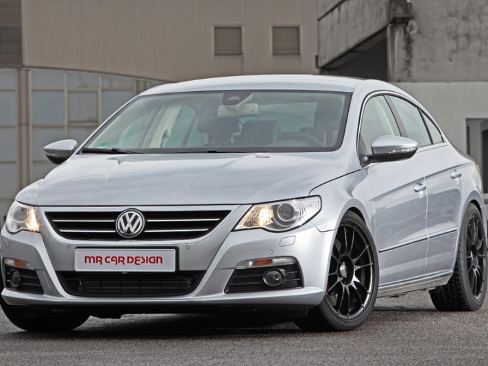 Volkswagen Passat by MR Car